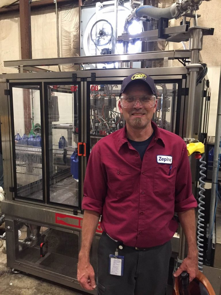 Brian Ezell - Face of Manufacturing