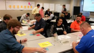 Georgia Manufacturers take GaMEP at Georgia Tech's Lean Boot Camp Class
