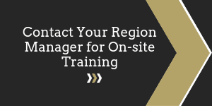 Contact Your Region Manager for Customized Training