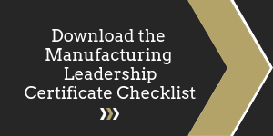 Download the Manufacturing Leadership Checklist
