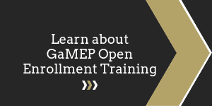 Learn About GaMEP Open Enrollment Training