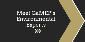 Meet GaMEP's Environmental Experts