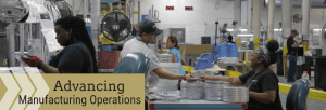Advancing Manufacturing Operations through Onsite Implementation