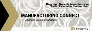 Manufacturing Connect Email Header