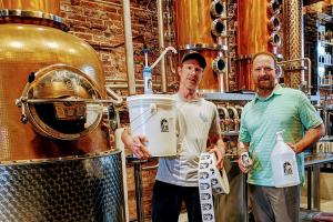 Jeff and Craig Moore of Old 4th Distillery