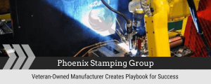 Phoenix Stamping Group Success Story
